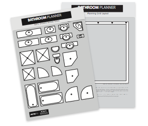 bathroom planner. Here s a guideline to help  Planning bathroom Mitre 10