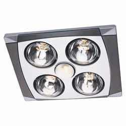 Bathroom Heating & Ventilation